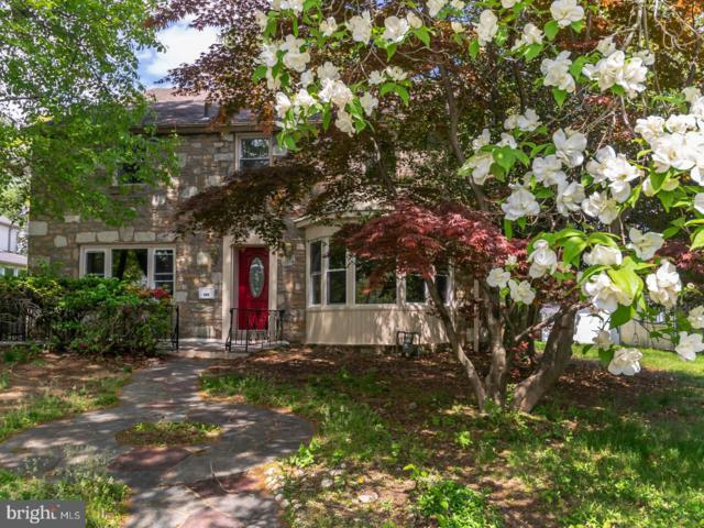 805 Stratford Avenue, ELKINS PARK, PA 19027 (#PAMC606426) :: Bob Lucido Team of Keller Williams Integrity