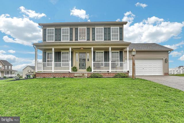 1222 Knoll Drive, YORK, PA 17408 (#PAYK115538) :: The Heather Neidlinger Team With Berkshire Hathaway HomeServices Homesale Realty