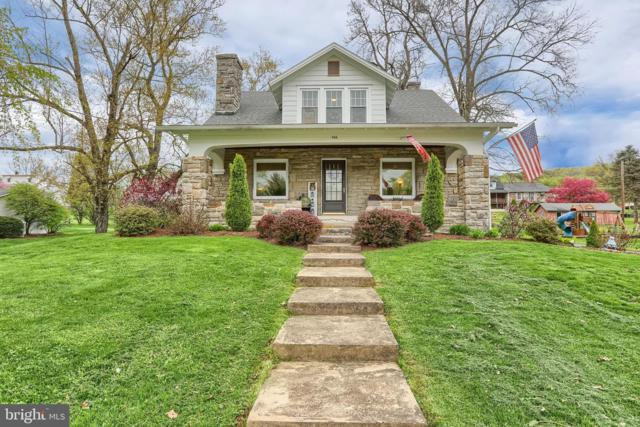 406 W Main Street, NEW BLOOMFIELD, PA 17068 (#PAPY100752) :: The Heather Neidlinger Team With Berkshire Hathaway HomeServices Homesale Realty