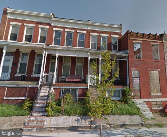 1806 E North Avenue, BALTIMORE, MD 21213 (#MDBA466194) :: Advance Realty Bel Air, Inc