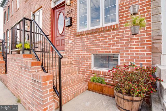 307 S Clinton Street, BALTIMORE, MD 21224 (#MDBA466248) :: Advance Realty Bel Air, Inc