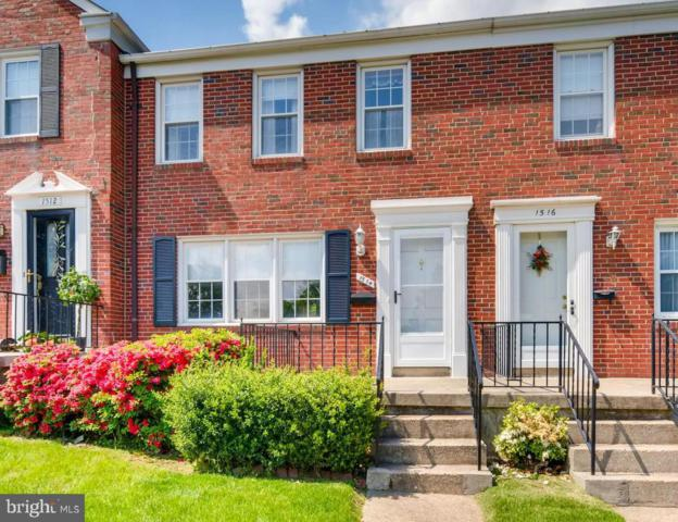 1514 Putty Hill Road, BALTIMORE, MD 21286 (#MDBC455794) :: Stevenson Residential Group of Keller Williams Legacy Central