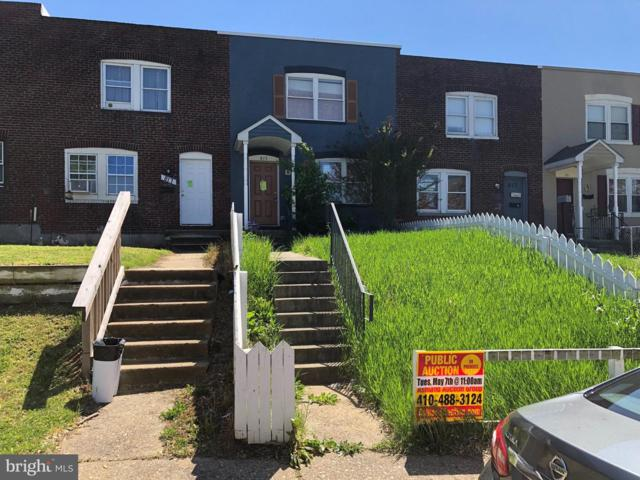 815 E Jeffrey Street, BALTIMORE, MD 21225 (#MDBA466312) :: Advance Realty Bel Air, Inc