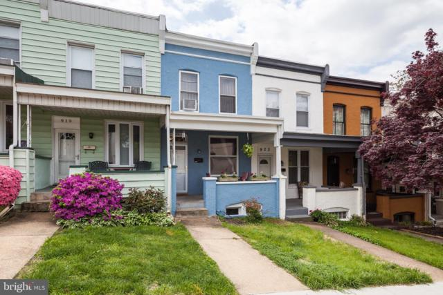 921 W 33RD Street, BALTIMORE, MD 21211 (#MDBA466316) :: ExecuHome Realty