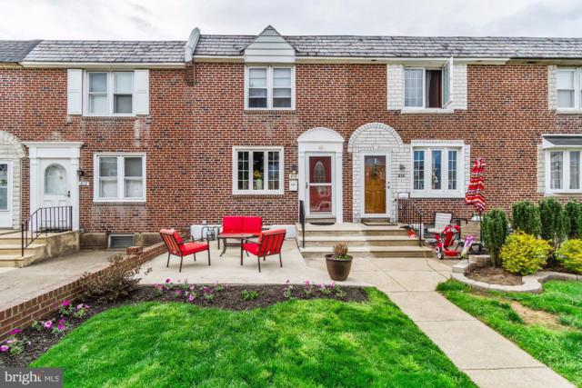 814 Oakwood Drive, GLENOLDEN, PA 19036 (#PADE489820) :: Dougherty Group