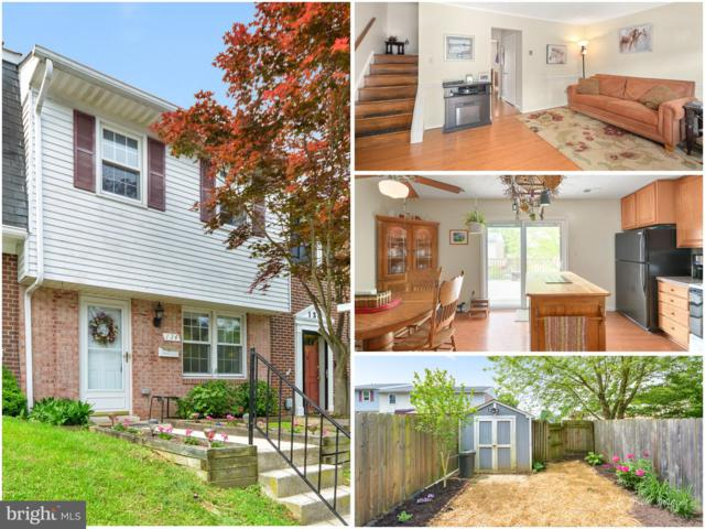 134 W Orndorff Drive, BRUNSWICK, MD 21716 (#MDFR245402) :: The Gus Anthony Team