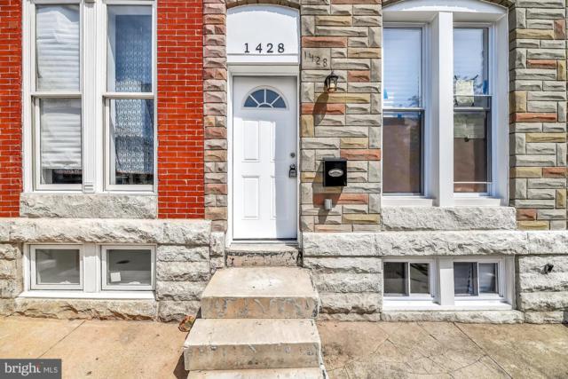 1428 E Federal Street, BALTIMORE, MD 21213 (#MDBA466428) :: The Licata Group/Keller Williams Realty