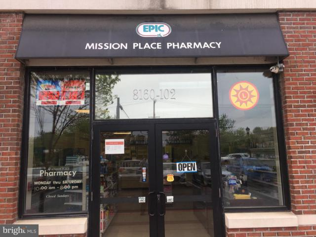 8160 Washington Boulevard #102, JESSUP, MD 20794 (#MDHW262726) :: AJ Team Realty