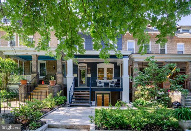 1412 NW Shepherd Street NW #2, WASHINGTON, DC 20001 (#DCDC424712) :: Colgan Real Estate