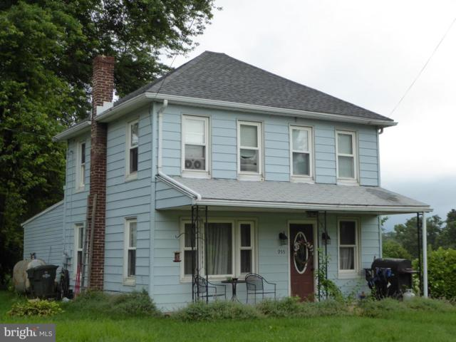955 Manor Road, WINDSOR, PA 17366 (#PAYK115704) :: Better Homes and Gardens Real Estate Capital Area
