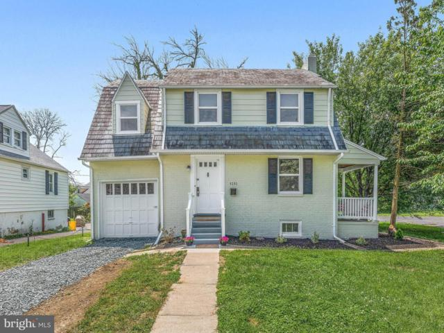 4203 Fordham Road, BALTIMORE, MD 21229 (#MDBC456120) :: ExecuHome Realty