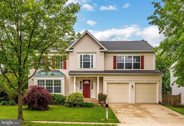 614 Hunting Ridge Drive, FREDERICK, MD 21703 (#MDFR245574) :: The Miller Team