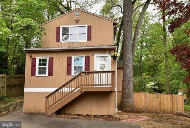 758 Eddy Road, CROWNSVILLE, MD 21032 (#MDAA398076) :: ExecuHome Realty