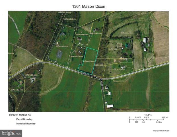1361 Mason Dixon Road, GETTYSBURG, PA 17325 (#PAAD106608) :: LoCoMusings