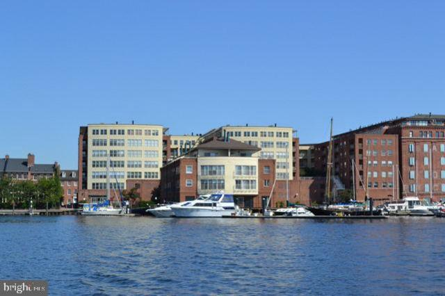 960 Fell Street #513, BALTIMORE, MD 21231 (#MDBA466672) :: ExecuHome Realty