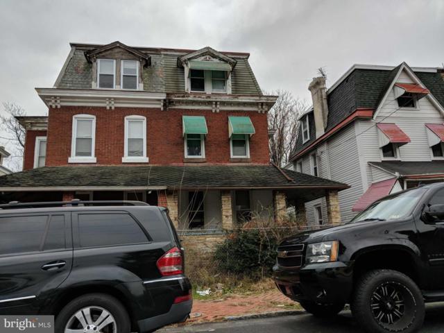 2421 W 3RD Street, CHESTER, PA 19013 (#PADE490086) :: The John Kriza Team