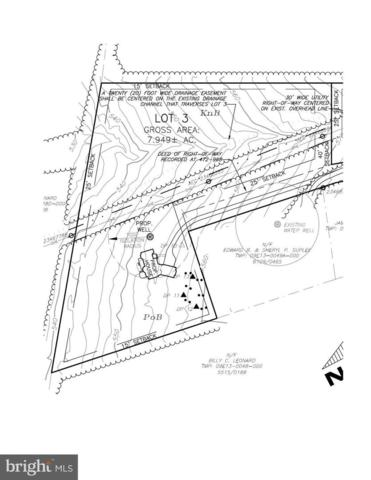Lot #3 Red Oak Lane, GETTYSBURG, PA 17325 (#PAAD106622) :: Iron Valley Real Estate