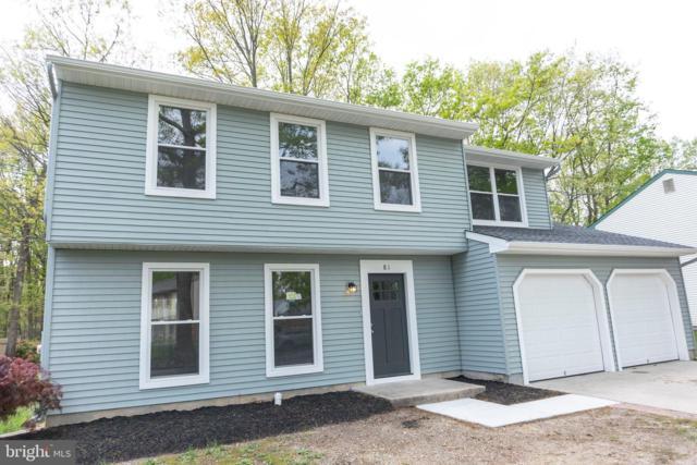 81 Breckenridge Drive, SICKLERVILLE, NJ 08081 (#NJCD364434) :: Ramus Realty Group