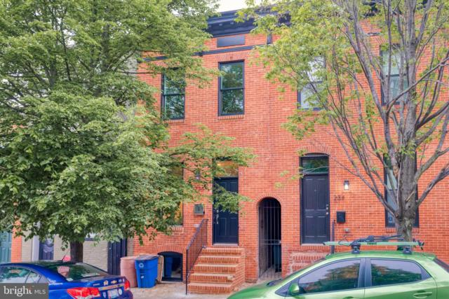 236 S Wolfe Street, BALTIMORE, MD 21231 (#MDBA466808) :: ExecuHome Realty
