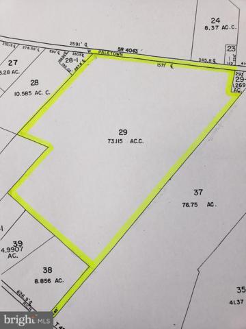 0 W Paletown Road, QUAKERTOWN, PA 18951 (#PABU467276) :: LoCoMusings