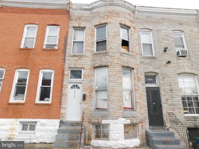 2121 Walbrook Avenue, BALTIMORE, MD 21217 (#MDBA466850) :: Advance Realty Bel Air, Inc