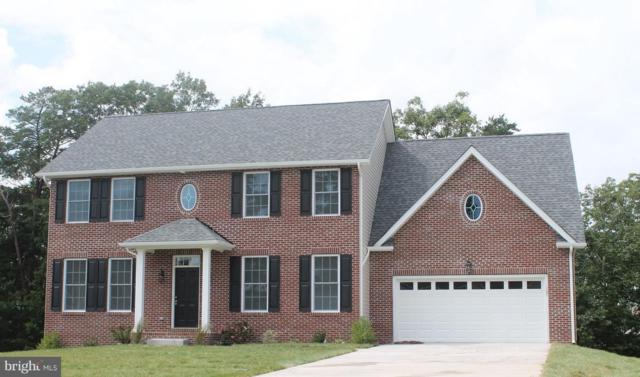 107 Wales Court, WINCHESTER, VA 22602 (#VAFV150372) :: ExecuHome Realty
