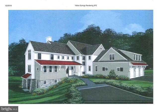 1847 Eagle Farms Road, CHESTER SPRINGS, PA 19425 (#PACT477680) :: John Smith Real Estate Group