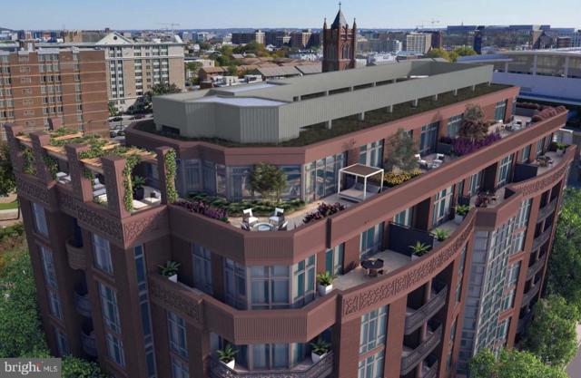 810 O Street NW #202, WASHINGTON, DC 20001 (#DCDC425250) :: Crossman & Co. Real Estate