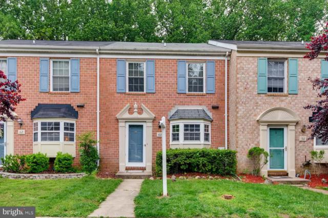 60 Bryans Mill Way, CATONSVILLE, MD 21228 (#MDBC456476) :: ExecuHome Realty