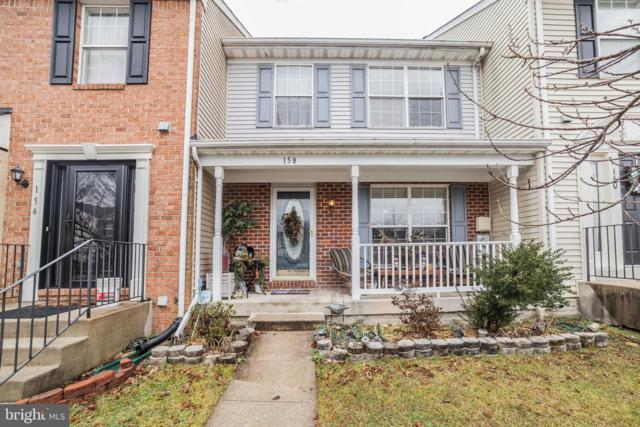 158 Goldsborough Drive, ODENTON, MD 21113 (#MDAA398380) :: Advance Realty Bel Air, Inc