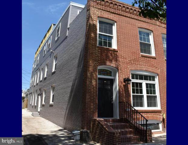 2400 Hudson Street, BALTIMORE, MD 21224 (#MDBA467044) :: Shamrock Realty Group, Inc