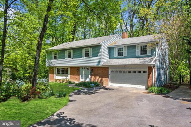 25 Clearwater Court, DAMASCUS, MD 20872 (#MDMC656622) :: ExecuHome Realty