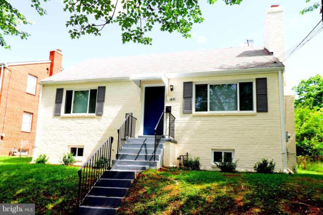 818 Hilltop Terrace SE, WASHINGTON, DC 20019 (#DCDC425480) :: The Riffle Group of Keller Williams Select Realtors