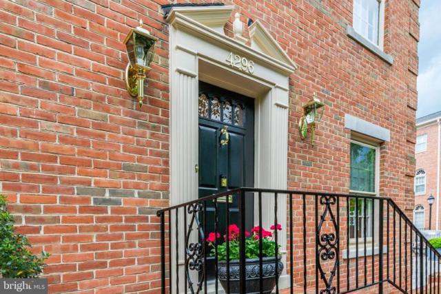 4296 Massachusetts Avenue NW, WASHINGTON, DC 20016 (#DCDC425482) :: Shamrock Realty Group, Inc