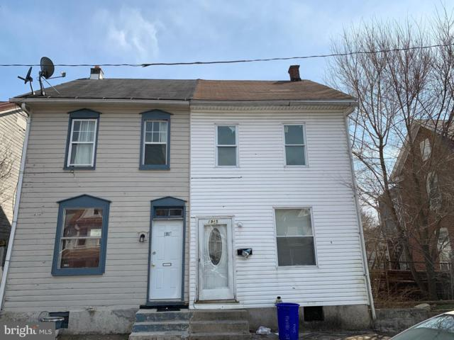 1915 Forster Street, HARRISBURG, PA 17103 (#PADA110004) :: ExecuHome Realty