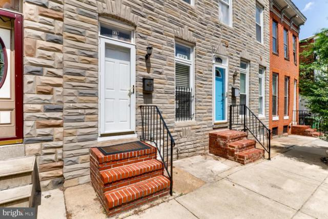 778 W Hamburg Street, BALTIMORE, MD 21230 (#MDBA467244) :: Stevenson Residential Group of Keller Williams Legacy Central