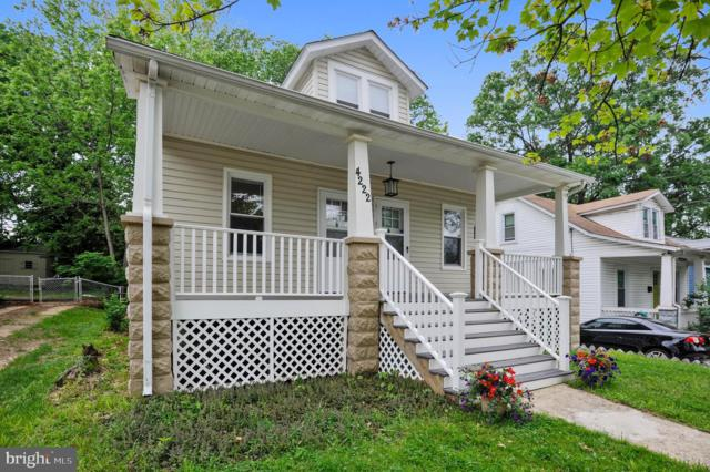 4222 31ST Street, MOUNT RAINIER, MD 20712 (#MDPG527136) :: ExecuHome Realty