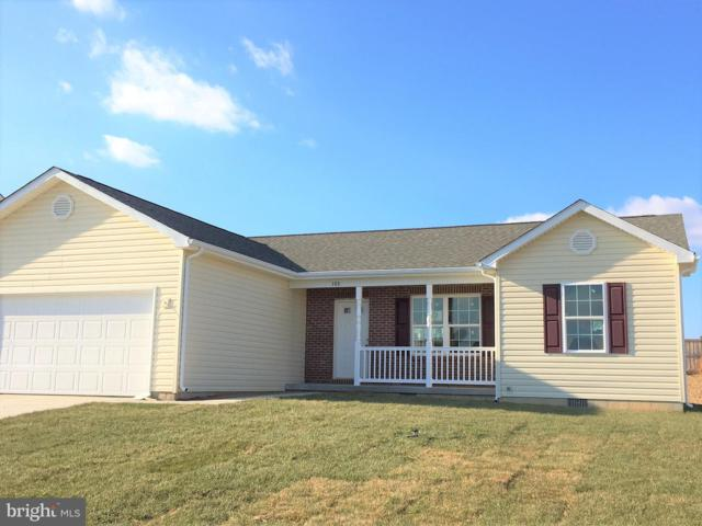 Lot 226 Heritage Hills Drive, MARTINSBURG, WV 25405 (#WVBE167496) :: The Riffle Group of Keller Williams Select Realtors