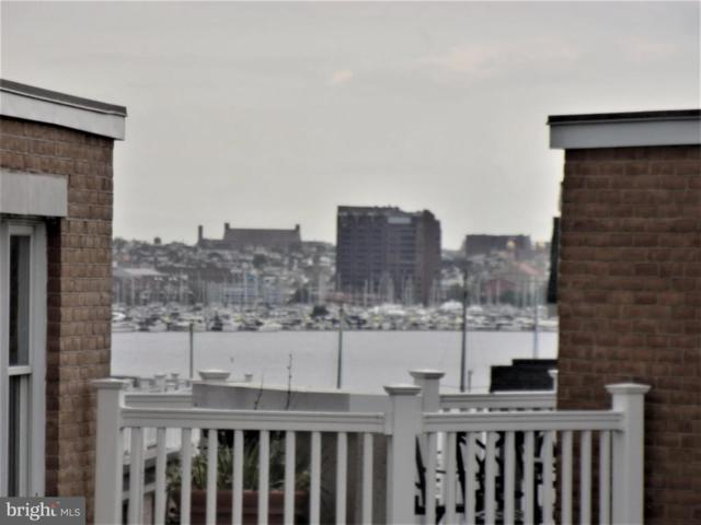 1242 Harbor Island Walk, BALTIMORE, MD 21230 (#MDBA467298) :: ExecuHome Realty