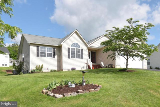 52 Pin Oak Court, MAURERTOWN, VA 22644 (#VASH115794) :: ExecuHome Realty