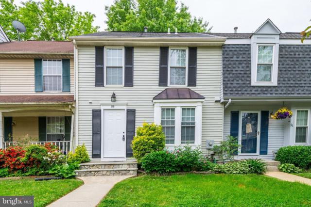 23 Staffordshire Court, GERMANTOWN, MD 20874 (#MDMC657046) :: Advance Realty Bel Air, Inc