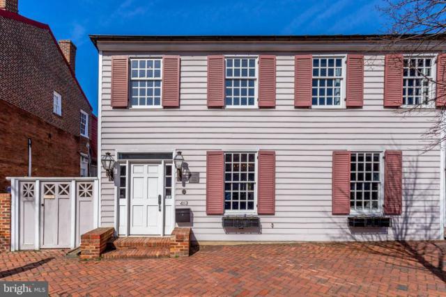413 S Washington Street, ALEXANDRIA, VA 22314 (#VAAX235158) :: Shamrock Realty Group, Inc