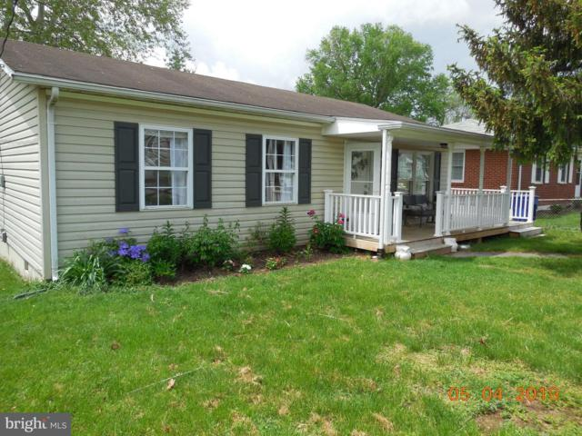 748 W 13TH Street, FRONT ROYAL, VA 22630 (#VAWR136664) :: The Sebeck Team of RE/MAX Preferred