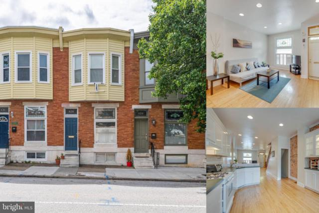 628 S Ellwood Avenue, BALTIMORE, MD 21224 (#MDBA467416) :: The Kenita Tang Team