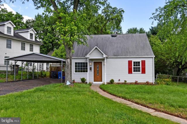 296 Manassas Drive, MANASSAS PARK, VA 20111 (#VAMP112868) :: The Riffle Group of Keller Williams Select Realtors