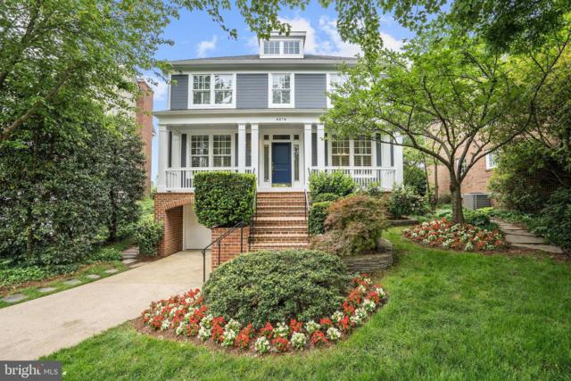 4614 Laverock Place NW, WASHINGTON, DC 20007 (#DCDC425802) :: The Licata Group/Keller Williams Realty