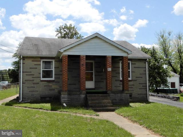 931 Hammonds Lane, BALTIMORE, MD 21225 (#MDAA398902) :: Shamrock Realty Group, Inc