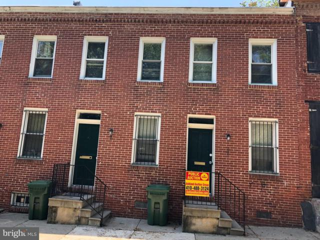 114 S Stockton Street, BALTIMORE, MD 21223 (#MDBA467492) :: Advance Realty Bel Air, Inc