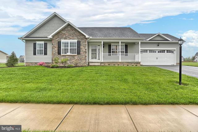 71 Rainbow Drive, HANOVER, PA 17331 (#PAAD106730) :: The Heather Neidlinger Team With Berkshire Hathaway HomeServices Homesale Realty