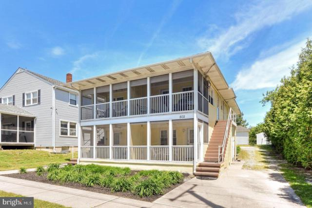 502 King Charles Avenue B, REHOBOTH BEACH, DE 19971 (#DESU139834) :: Pearson Smith Realty